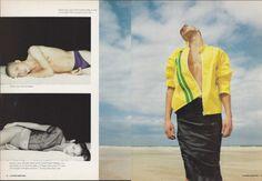 i-D - Donald Christie - Styling Karl Plewka - Models Rosemary and Edward Ferguson - August 1995 - 2
