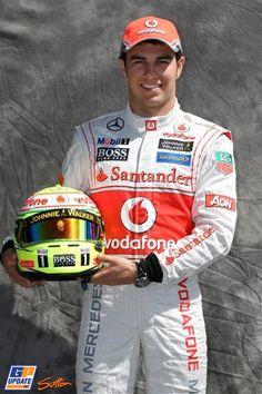 Sergio Pérez Mendoza, McLaren, 2013 Australian Formula 1 Grand Prix, Formula 1