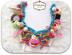 Sweets and Treats  Insanely Sweet Charm by InsanelySweetJewelry, $42.00