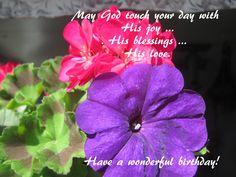 Happy birthday Birthday Wishes, Happy Birthday, Blessed, Rose, Flowers, Plants, Happy Aniversary, Happy Brithday, Urari La Multi Ani