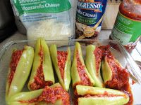Spice Up your Life: Stuffed Pepper