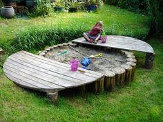 Things to Consider before Making Kids Playground Design Some Nice DIY Kids Playground Ideas for Your Playground Design, Backyard Playground, Backyard For Kids, Playground Ideas, Toddler Playground, Outdoor Play Spaces, Outdoor Toys, Kids Play Area, Kids Playing