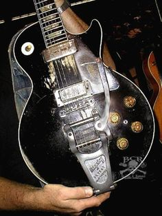 Neil Young's guitar.