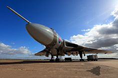 Vulcan To The Sky. Avro Vulcan XH558. G-VLCN. 'The Spirit Of Great Britain by Photography by Clare Scott, via Flickr