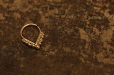 Tragus ring gold tragus earring tragus jewelry by studiolil
