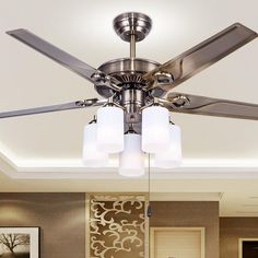 Wilson Wills Collection Euro Style Classic Fan