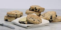 Blueberry Teacakes