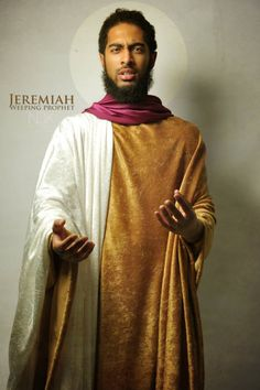 """Prophet Jeremiah ~Noire Icons of the Bible by James C. Lewis, International Photographer ~ """"How might Biblical characters really look? Afro, Blacks In The Bible, Kings & Queens, Black Royalty, Black Jesus, African Royalty, African American History, Black Is Beautiful, Beautiful Women"""