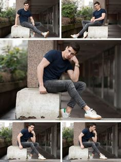 Fashion photography inspiration that are 783437 Poses Pour Photoshoot, Men Photoshoot, Model Poses Photography, Best Photo Poses, Poses For Photos, Male Models Poses, Male Poses, Photo Pose For Man, Pose Portrait