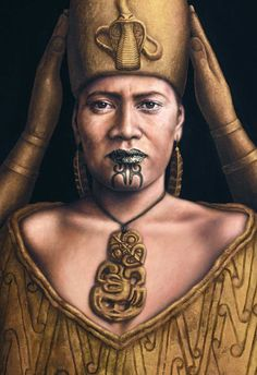 Blessing the Pharaoh, Our World - Community African Tribes, African Diaspora, Maori People, Zealand Tattoo, Maori Designs, New Zealand Art, Nz Art, Maori Art, Indigenous Art