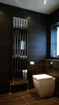 Bathroom Decor Target at Bathroom Faucets For Sale unless Bathroom Cabinets Shel… - towel rail Bathroom Heater, Bathroom Radiators, Bathroom Faucets, Bathroom Wall, Bathroom Interior, Modern Bathroom, Small Bathroom, Bathroom Lighting, Bathroom Ideas