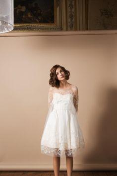 Delphine Manivet 2014 Collection Designer Wedding dresses 2014