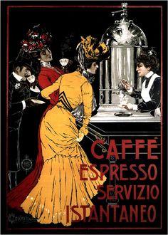 Coffee | Vintage Posters