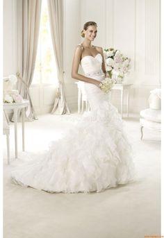 Vestidos de noiva Pronovias Usia 2013