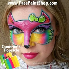 Custom Popsicle blender  www.FacePaintShop.com