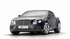 Автофория: 2017 Bentley Continental GT Timeless Series в Евро...