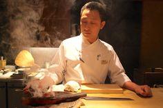 sashimi master form Kyoto Sashimi, Kyoto, I Foods, Chef Jackets, Food Photography