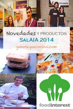 Novedades SalAIA 2014 Un salón dedicado a las intolerancias alimentarias que se realiza todos los años en Madrid - España.
