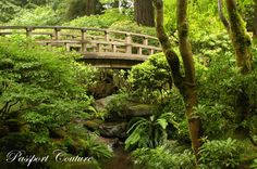 Want to visit a place that's all about taking care of its scenery? Look no further than #Portland #Oregon! (Photo from Portland Japanese Gardens)