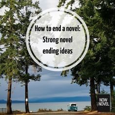 The twist in the tale, the 'full circle' arc - find out how to end a novel here: http://www.nownovel.com/blog/finding-an-ending-for-your-novel/