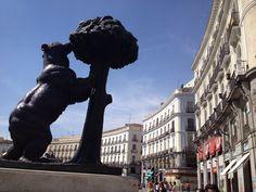 Madrid. Puerta del Sol. Septiembre 2013