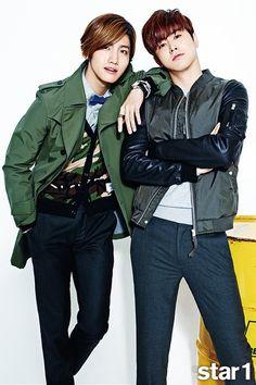 Star1 - TVXQ - Yunho - Changmin