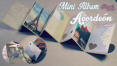 【❖REGALO ESPECIAL: Mini Álbum Acordeón •Scrapbook• || The Special Corner ❖】