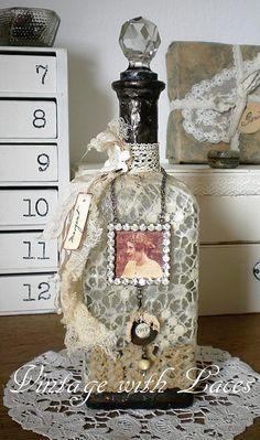 Soldered / Altered Bottle