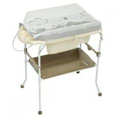 Bañera cambiador plegable King Baby Triton [858] | 99,99€ : La tienda online para tu peke | tienda bebe pekebuba.com