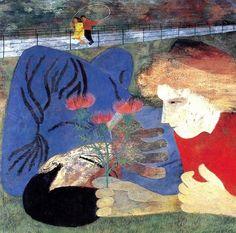 Ben Shahn Italian Renaissance Art, Renaissance Kunst, Walker Evans, Ben Shahn, Social Realism, Propaganda Art, Jewish Art, Couple Art, Art And Illustration