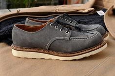 Red Wing Boots - Work Oxford No. 8102