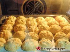 Mini cheese pies in 5 minutes Greek Recipes, Desert Recipes, Baby Food Recipes, Food Network Recipes, Food Processor Recipes, Cooking Recipes, Greek Cooking, Cooking Time, The Kitchen Food Network