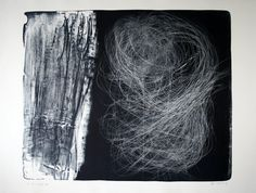 21 September we celebrate the birth of Hans Hartung born today in 1904. Hartung left the studio for the last time in 1989.