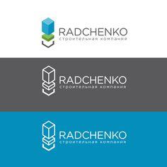 [ Логотип RADCHENKO на разных фонах ]