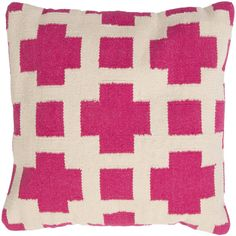 Jaipur Rugs Corsica Handmade Cotton Pillow found on Polyvore http://gicor.ca/area-rugs/