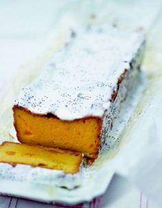 Cake soyeux de patates douces