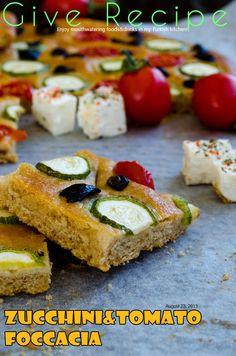 Stuffed bread, Flower pots and Breads on Pinterest