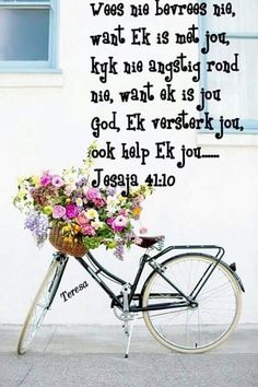 Ek is jou God. Good Morning Greetings, Good Morning Wishes, Good Morning Quotes, Bible Scriptures, Bible Quotes, I Love You God, Inspirational Qoutes, Motivational, Afrikaanse Quotes