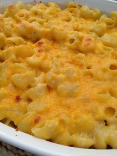 cooking the recipe: John Legend's Macaroni and Cheese