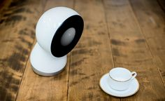 """The BBC is given an early look at Jibo - a """"social"""" robot for the home, which is set to be released kater this year. Acer, Robot Videos, Smart Home Technology, Aix En Provence, Home Network, Blow Your Mind, Tech Gadgets, Smart Technologies, Design Awards"""