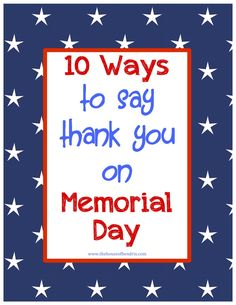 Teach your kids how to show respect through these simple ideas. Great educational idea to bring these out as activities for Memorial Day.