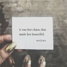 20 Instagram Poems By Atticus About Loving Imperfection — In Yourself And Others