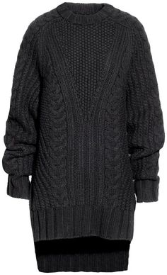 Sweater dress - HM Autumn '13 Collection