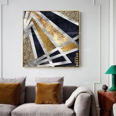 Abstract Canvas, Canvas Art, Abstract Paintings, Abstract Print, Abstract Nature, Monet Paintings, Large Framed Wall Art, Frames On Wall, Diy Wall Art