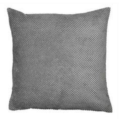 Grey chenille double face upholstery soft curtain cushion water resistance