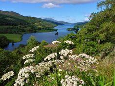 Pitlochry, Queen's View, Scotland