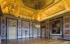 La Salle des gardes de la Reine, Château de Versailles