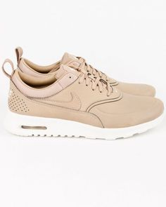 cheap for discount 3043a 790fe Tendance Chausseurs Femme 2017 - Nike Air Max Thea Prm - Majestic