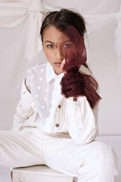 Ruffle Blouse, Tops, Women, Fashion, Moda, Fashion Styles, Fashion Illustrations, Woman