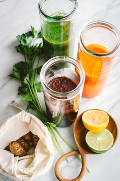 A little Saturday mix of my favorite juicing recipes, plus some links that caught my eye!